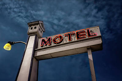 Photograph - Bird House Motel #2 by Jerry Golab