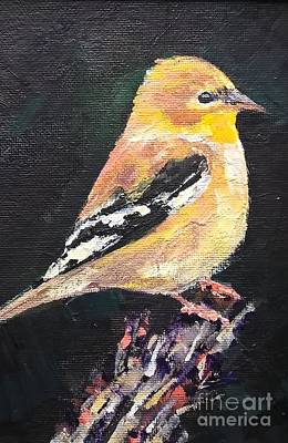 Painting - Bird by Lisa Dionne