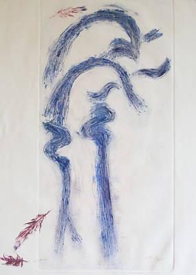 Bird Man Series Original by Catherine Foster
