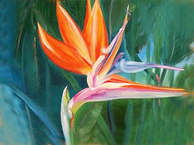 Painting - Bird Of Paradise by Joni McPherson