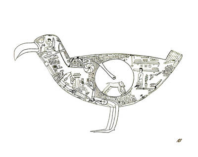 Bird1 Original by Nik Bloomberg