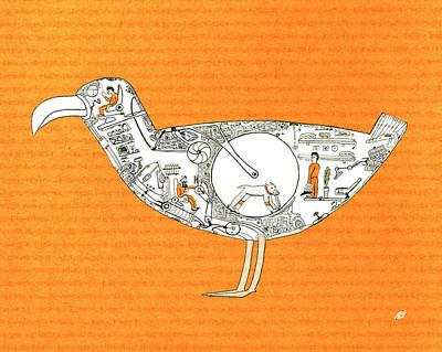 Bird2 Original by Nik Bloomberg