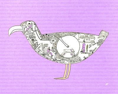 Bird6 Original by Nik Bloomberg