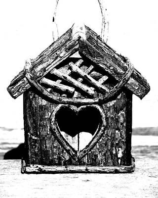 Photograph - Birdhouse 2 by Angie Tirado