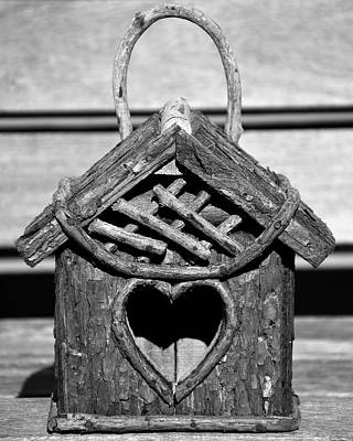 Photograph - Birdhouse 3 by Angie Tirado