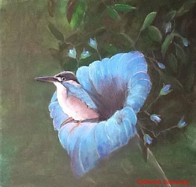 Painting - Birds' Eye View by Catherine Swerediuk