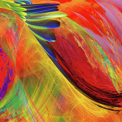 Birds Of A Feather Original by Mac Titmus