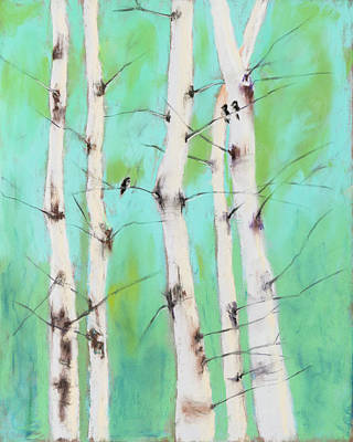 Painting - Birdsong by Lee Beuther