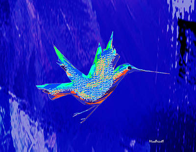 Bird Flight Art Print