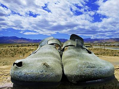 Photograph - Clogs by Dietmar Scherf