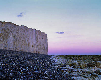 Photograph - Birling Gap by Will Gudgeon