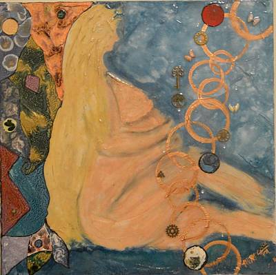 Painting - Birth by MiMi Stirn