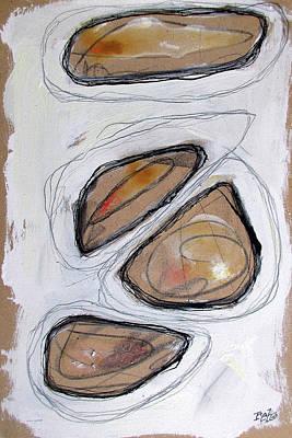 Painting - Birth Of Logic by Rick Baldwin