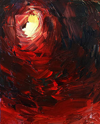 Painting - Birth by Sheila Mcdonald