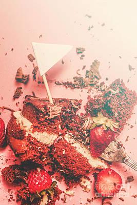 Appetizing Wall Art - Photograph - Birthday Bash by Jorgo Photography - Wall Art Gallery