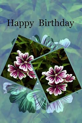 Photograph - Birthday Card by Sherman Perry