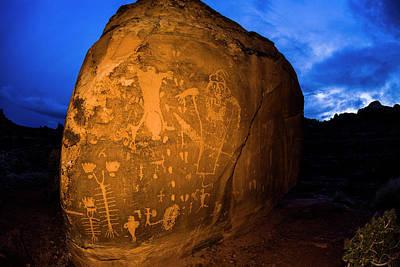 Photograph - Birthing Rock by Whit Richardson