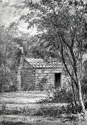 Birthplace Of James Abram Garfield 1831 Art Print