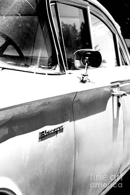 Chevrolet Biscayne Photograph - Biscayne by Amanda Barcon