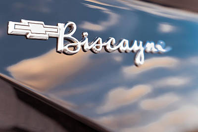 Chevrolet Biscayne Photograph - Biscayne by David Hahn