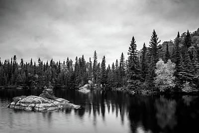 Photograph - Biscotasing Lake by Joshua Hakin