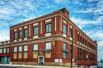 Photograph - Bissingers Candy Factory St Louis 7r2_dsc0700_16-09-01 by Greg Kluempers