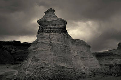 Photograph - Bisti Iv Toned by David Gordon