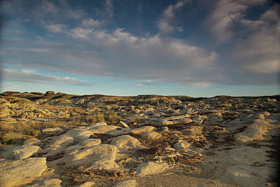 Photograph - Bisti Sunset Colors by Kunal Mehra