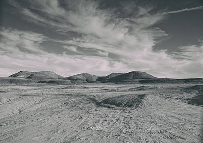 Photograph - Bisti's Spaces by Kunal Mehra