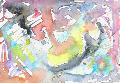 Painting - Bite The Biggie by Joe Michelli
