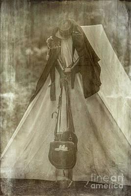 Photograph - Bivouac by Randall Cogle