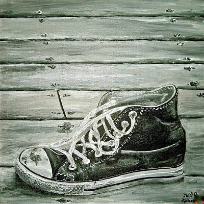 Black And White Converse Original