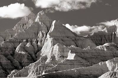Photograph - Black And White Drama by Nicholas Blackwell