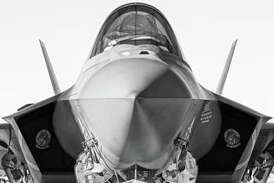 Photograph - Black And White Lightning - 2018 Christopher Buff, Www.aviationb by Chris Buff