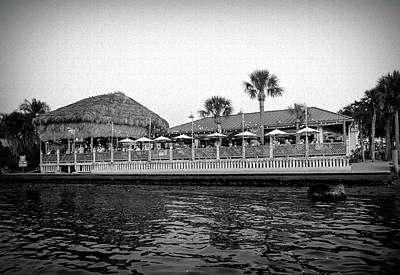Photograph - Black And White Sams On The Gulf by Aimee L Maher Photography and Art Visit ALMGallerydotcom