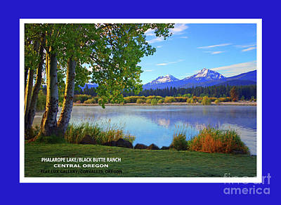 Black Butte Ranch Photograph - Black Butte Ranch IIi by Michael Moore
