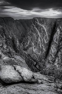 Photograph - Black Canyon Of The Gunnison by Patrick Groleau