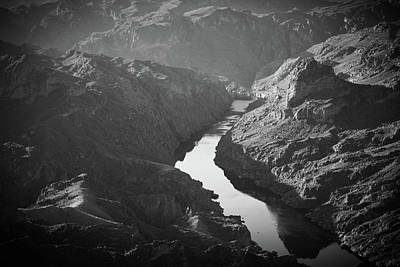 Photograph - Black Canyon by Scott Rackers
