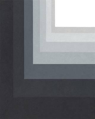 Black Corner 2 Art Print by Sandi Hauanio