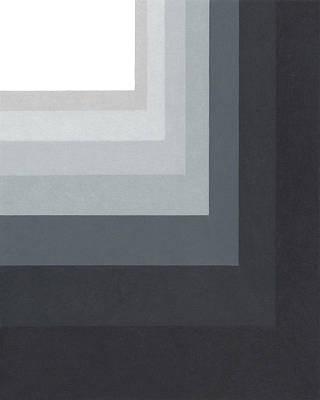 Black Corner 1 Art Print by Sandi Hauanio