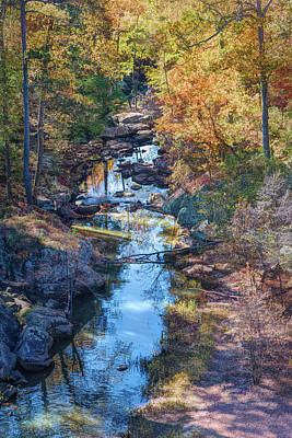 Photograph - Black Creek by John M Bailey