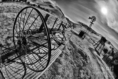 Photograph - Black Diamond Mines Regional Preserve by Blake Richards