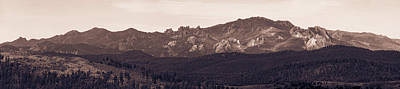 Photograph - Black Elk Peak by Dakota Light Photography By Dakota