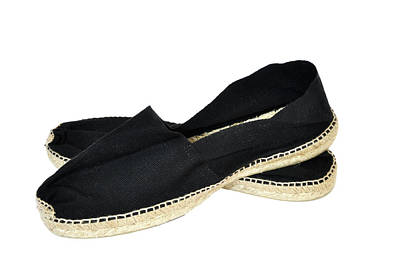 Black Espadrilles Print by Dutourdumonde Photography