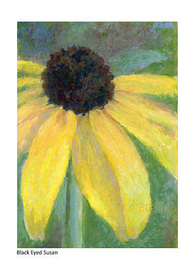 Painting - Black Eyed Susan IIi by Betsy Derrick