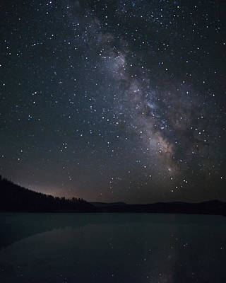 Photograph - Black Hills Nightlight by Dakota Light Photography By Dakota