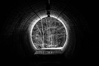 Photograph - Black Hole by Jakub Sisak