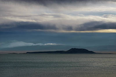 Photograph - Black Island by Alexander Kunz