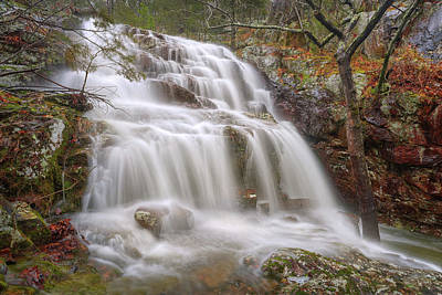 Photograph - Black Mountain Falls by Robert Charity