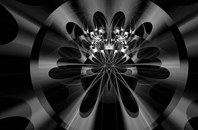 Abstract Royalty-Free and Rights-Managed Images - Black n White by Ricky Jarnagin